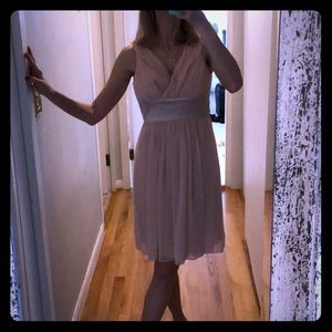 Dresses & Skirts - Dress in blush pink size 0